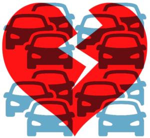 traffico e malattie cardiache