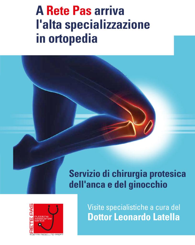 Ortopedia anca e ginocchio